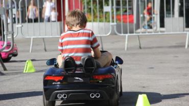animation sécurité routiere Montmorency